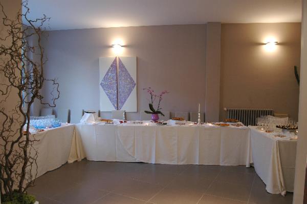 ristorante feste di laurea Brescia