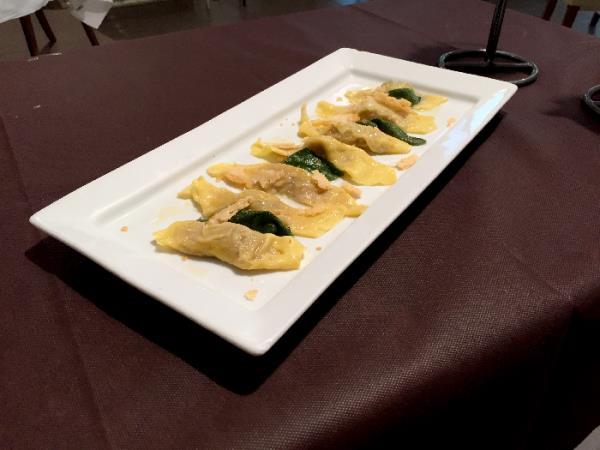 Primi Piatti ristorante Brescia