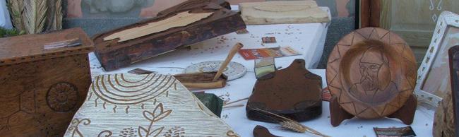 arte nel legno