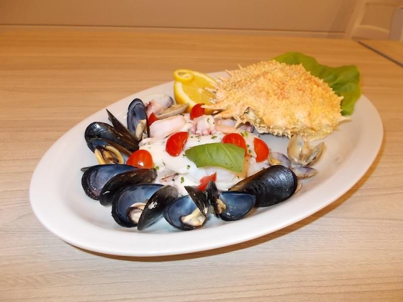 ristorante di pesce Bergamo