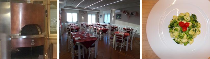 ristorante pizzeria Almè Bergamo
