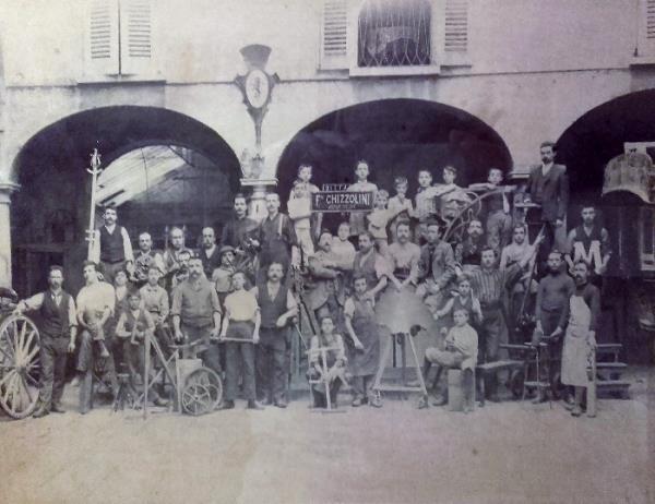 storia aziena Chizzolini