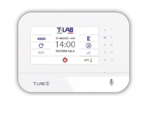 Q-TOCK Tastiera touch 4,3
