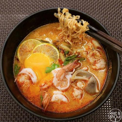 Tom Yum Noodle Thai
