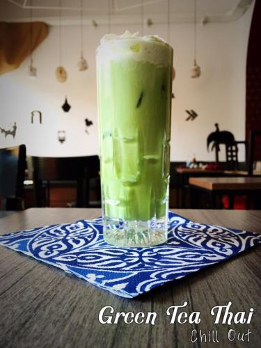 resco e sano Thai Green Tea