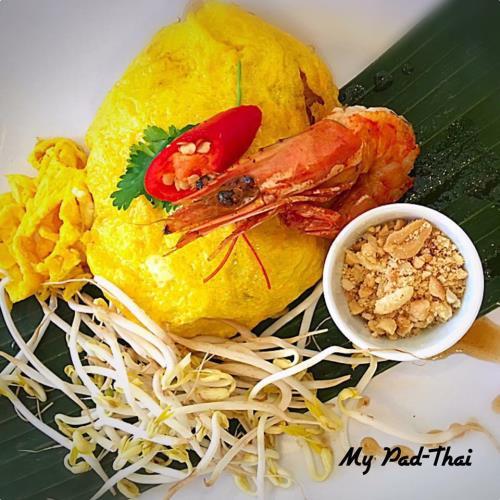 Pad Thai traditional