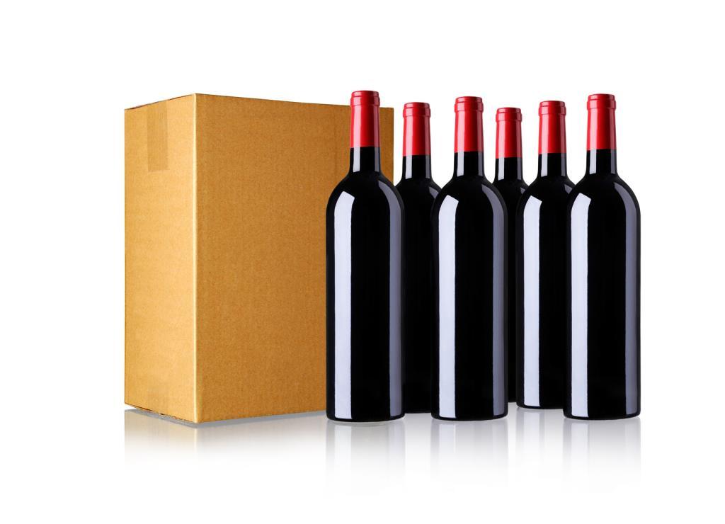 imballaggi per bottiglie Poggibonsi Siena