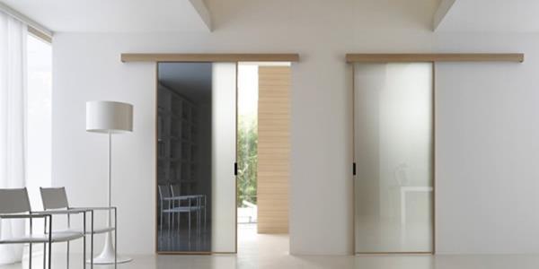 Porte in alluminio e vetro benevento