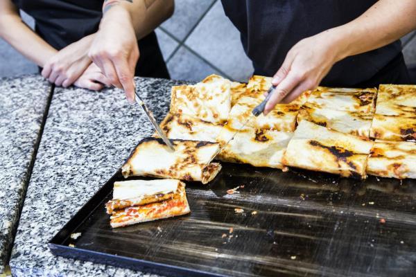 pizza al trancio alghero
