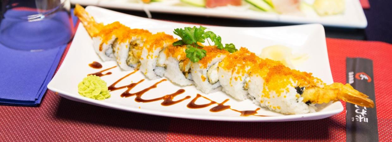 ristorante giapponese castelnuovo magra