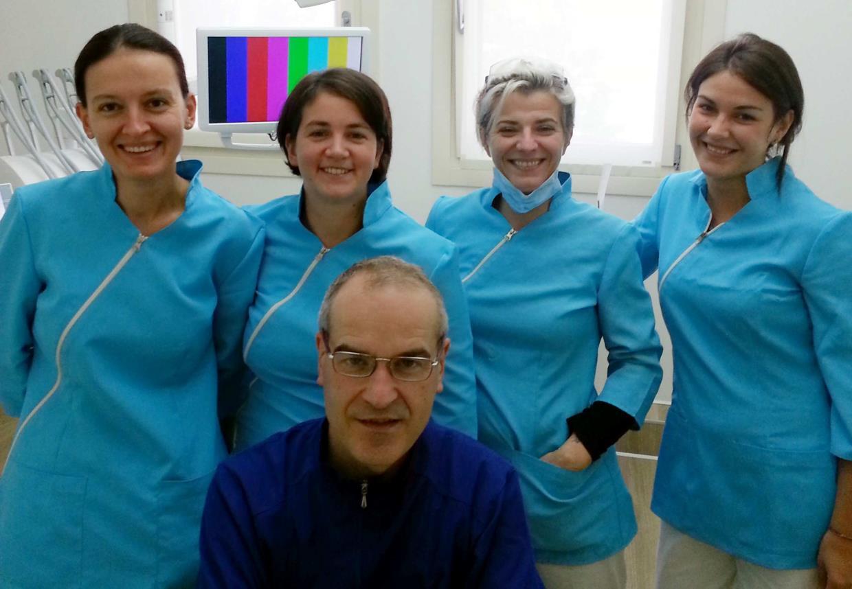 studio dentistico Zaccaron Susegana Treviso