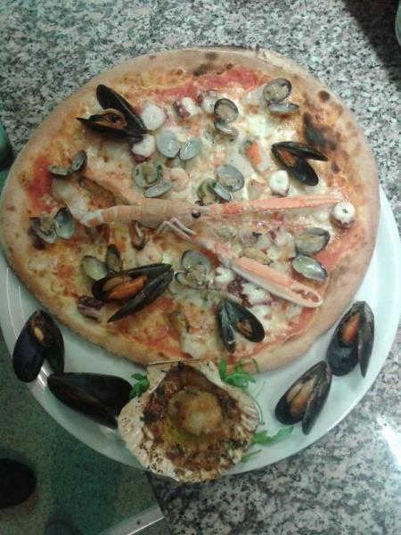 pizzeria con pizze senza glutine Longarone Belluno