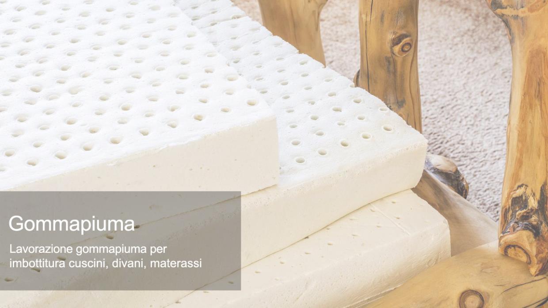 Imbottitura materassi cuscini divani dismi roma eur