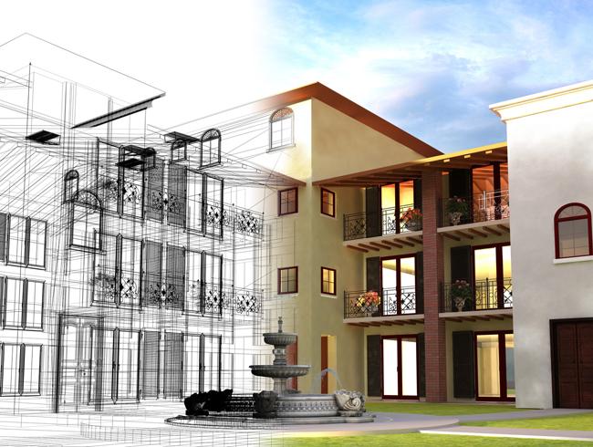 costruzione edifici
