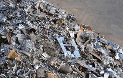 recupero rifiuti ferrosi e non
