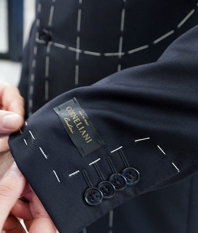 Personalised suits, made to measure