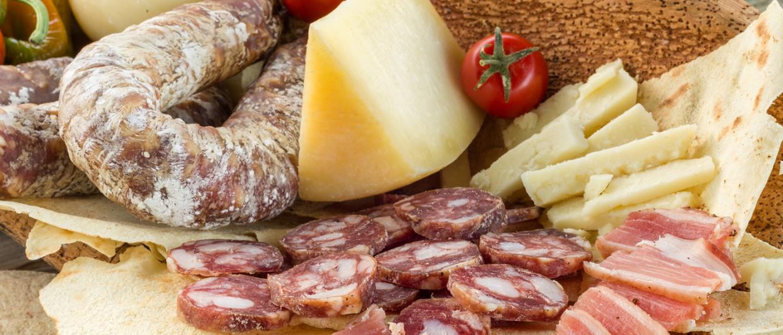 distribuzione salumi formaggi in Calabria