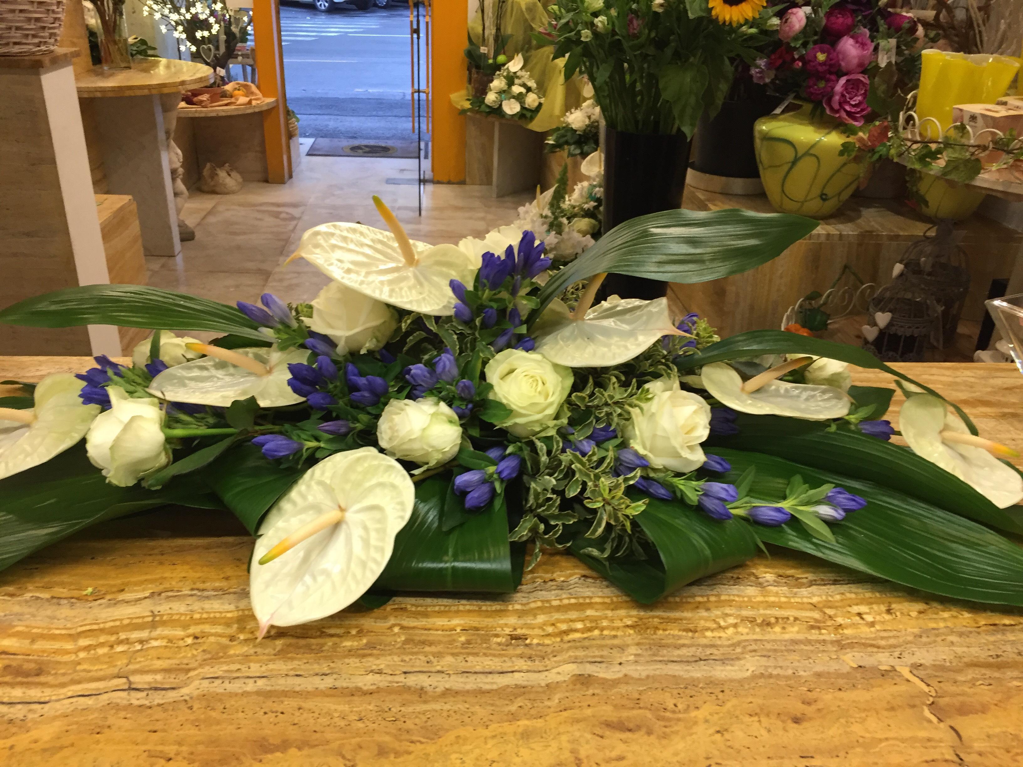 Composizioni floreali la spezia
