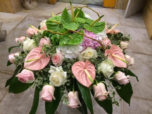 negozio fiori la spezia