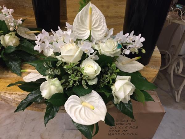 fiori per cerimonie la spezia