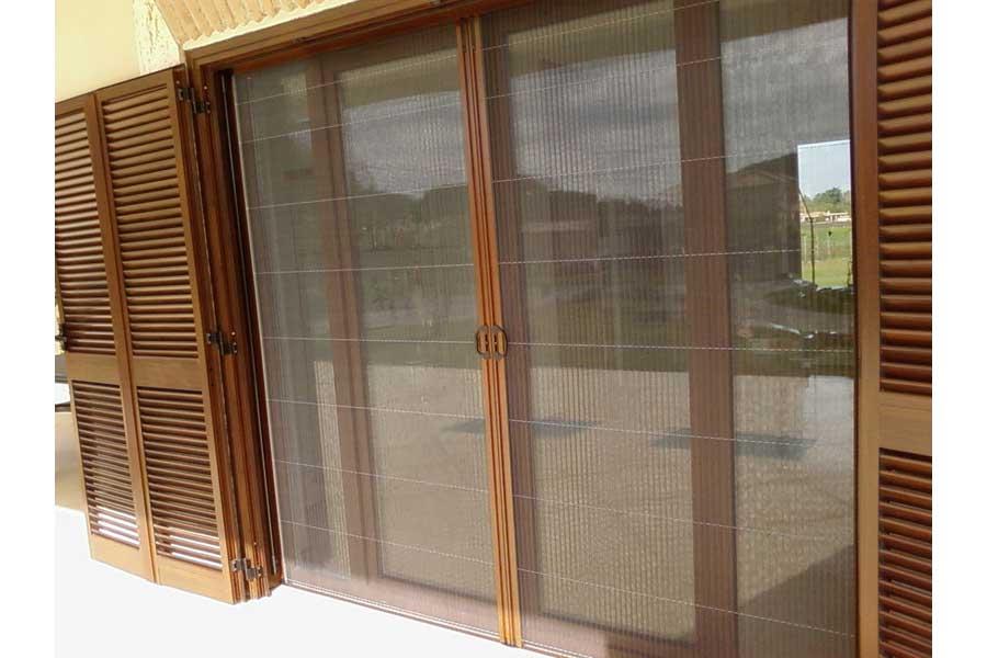 zanzariere per porte finestre Viterbo