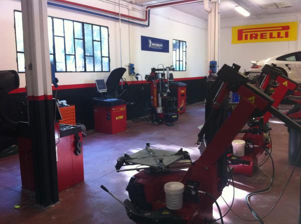 autofficina meccanica Siena