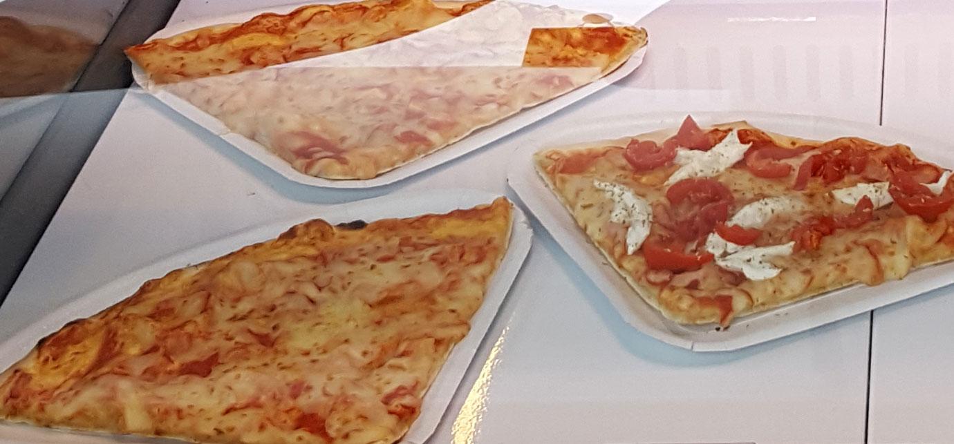 pizza forno a legna Brescia