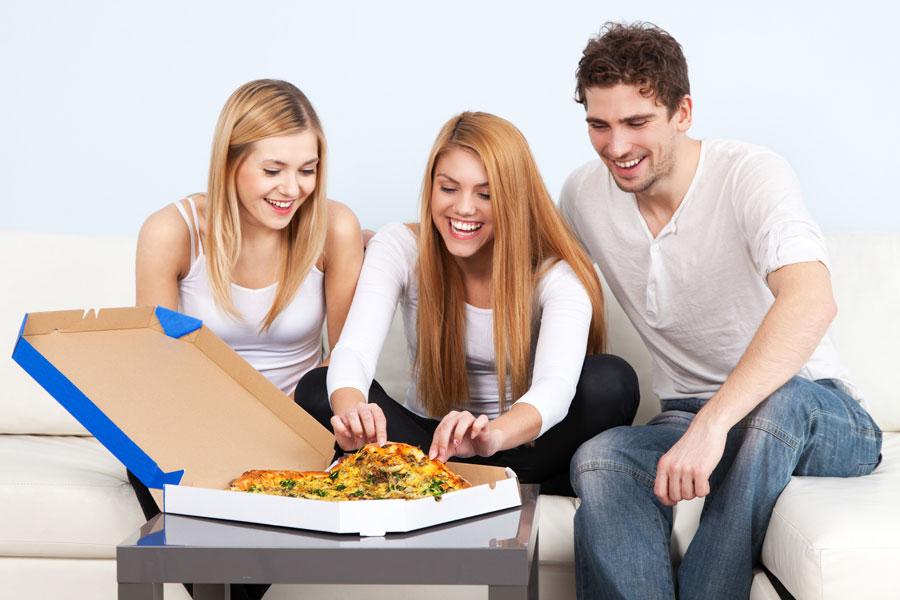 pizza a domicilio Brescia