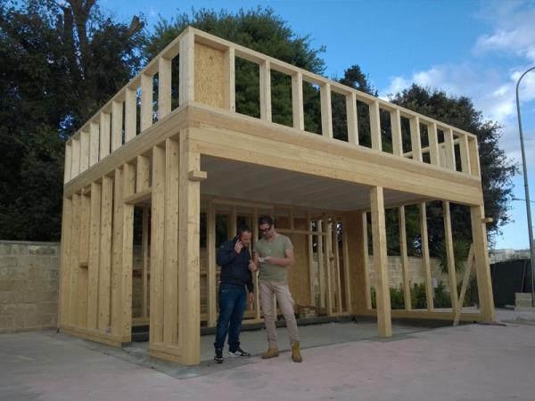 costruzioni in legno verde&gazebi