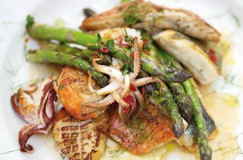 pesce alla griglia | Grigliata di pesce | Maron di Brugnera | Pordenone