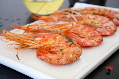 Gamberoni alla grigia | Pesce alla gliglia | Brugnera | Pordenone