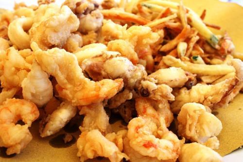 Fritto di mare | Brugnera | Pordenone
