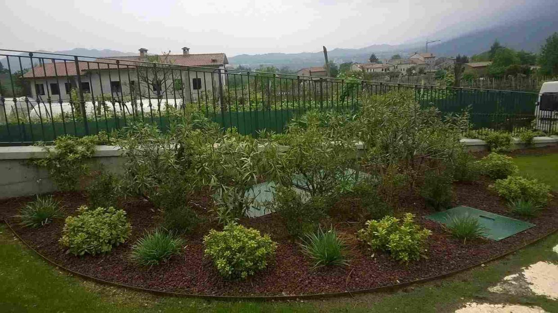 servizio manutenzione giardini Treviso