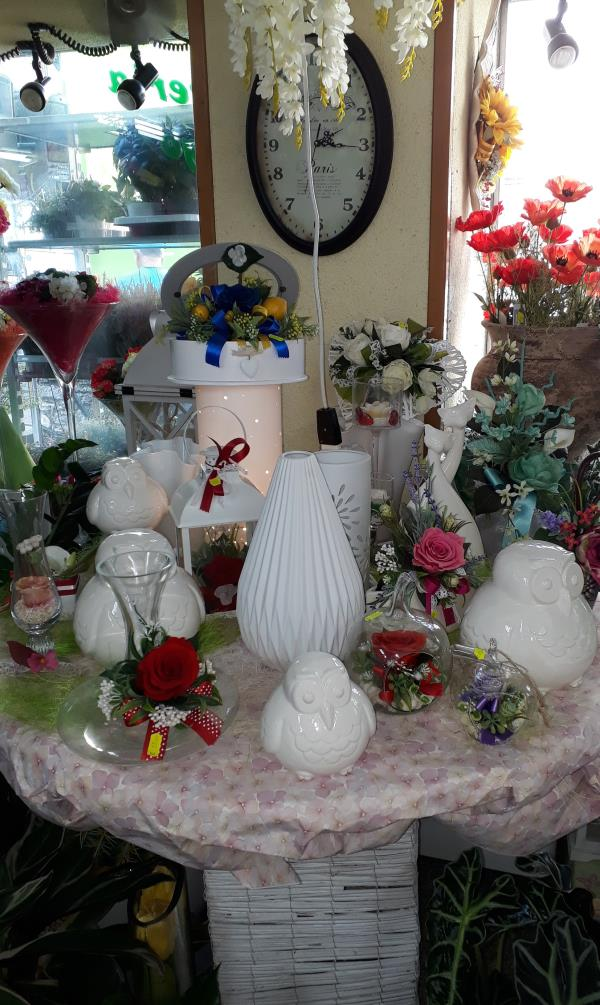 vendita vasi per fiori Treviso