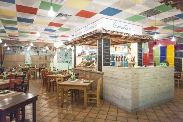 ristorante con prodotti locali Fano