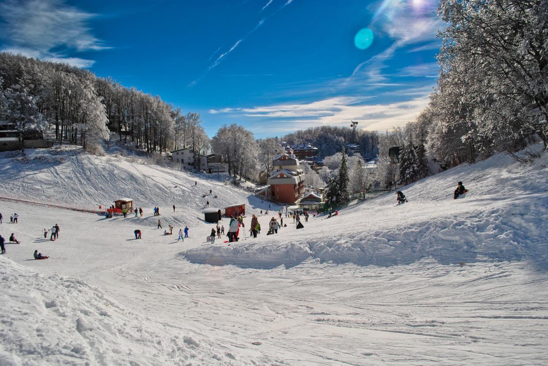 sciare Calabria