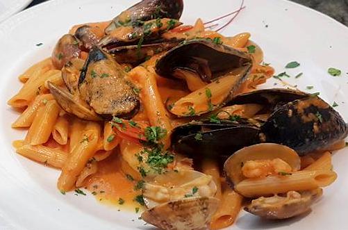 ristorante piatti pesce
