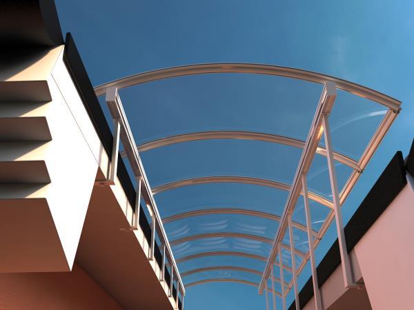 profili curvi in alluminio Pesaro Urbino