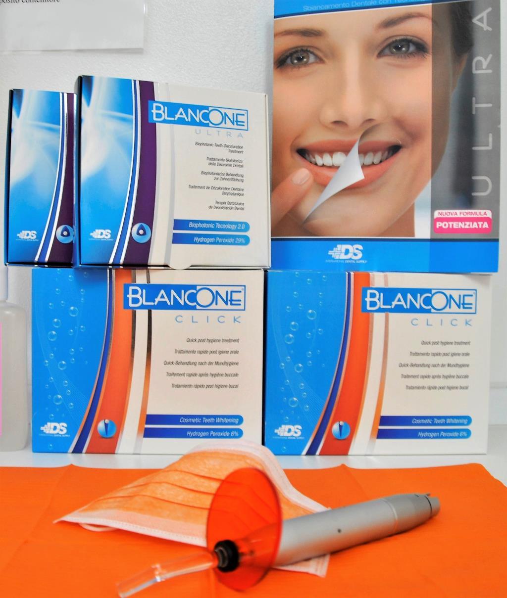 igiene orale sbiancamento dentale Gorizia
