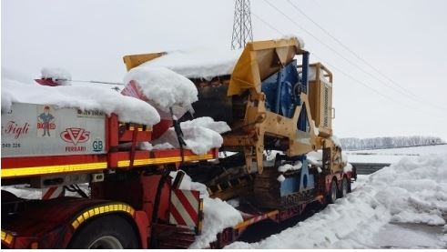 trasporto merci Piacenza