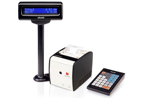 Stampante Fiscale Olivetti PRT 300 FX