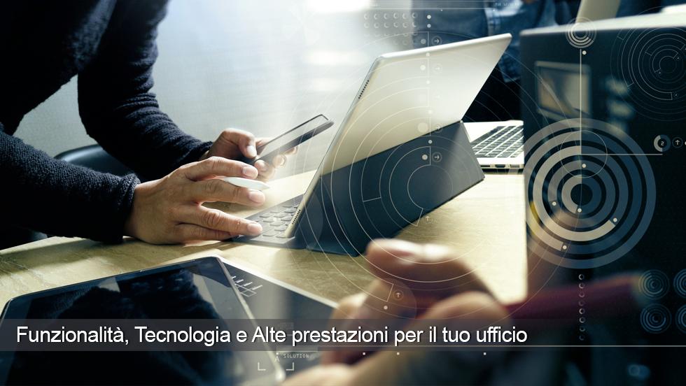 rivenditore macchine per ufficio olitecnica Roma