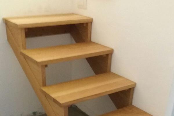 scale in legno Monticelli Brusati, Brescia, Lago d'Iseo, Franciacorta
