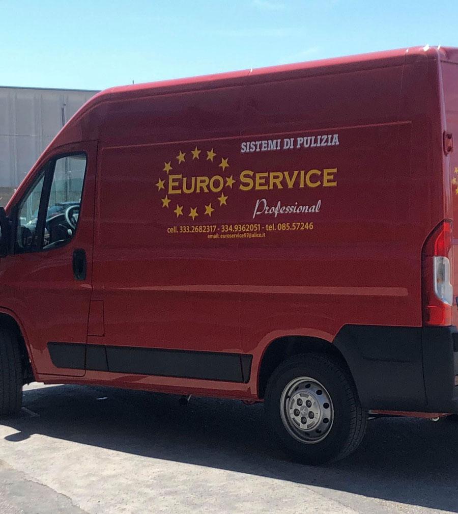 impresa di pulizie Pescara euroservice