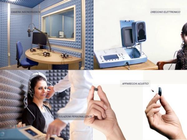 orecchio elettronico Bergamo