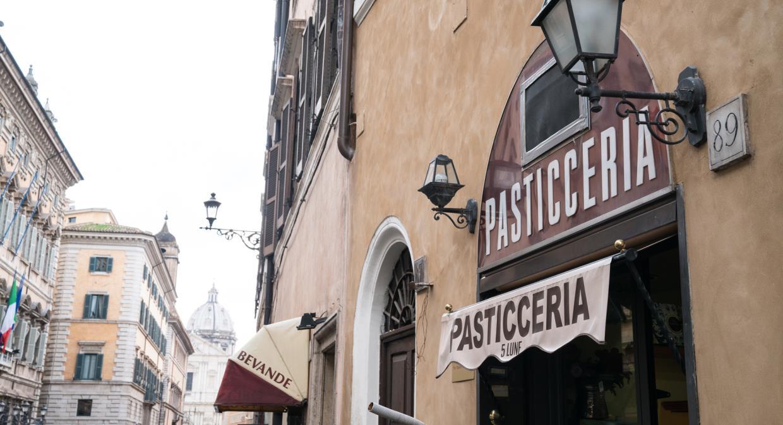 pasticceria Roma