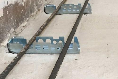 connettori per rinforzo strutture Copparo Ferrara