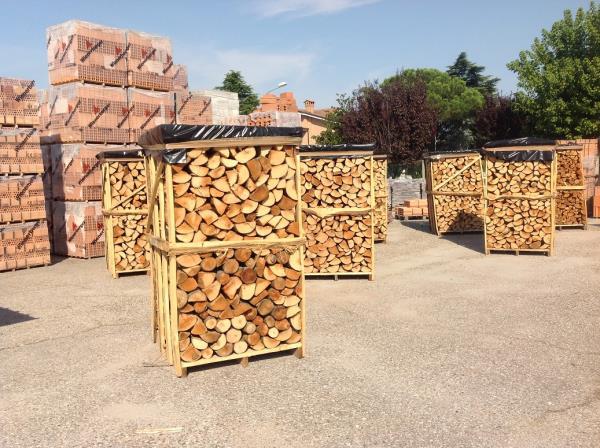 vendita legname e pellet