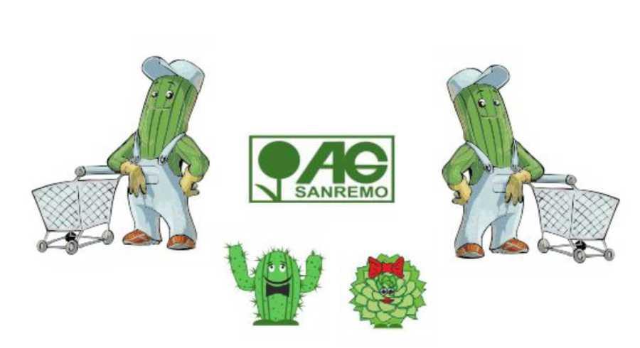 Import Export Piante Grasse Cactus Succulente Agavi Sanremo Imperia Genova Liguria | AG SANREMO