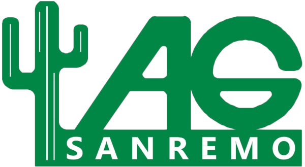 Culture, Production et Vente de Cactus et de Succulentes (Plantes Grasses) à Sanremo, Imperia, Savona, Ligurie, Côte d'Azur, Italie | AG SANREMO
